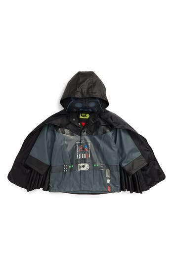 Boy's Western Chief Star Wars(TM) - Darth Vader Raincoat