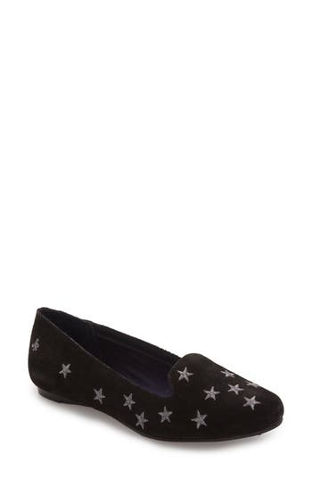 Jack Rogers Starstuck Loafer- Black