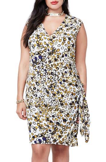 Plus Size Women's Rachel Rachel Roy Side Tie Dress