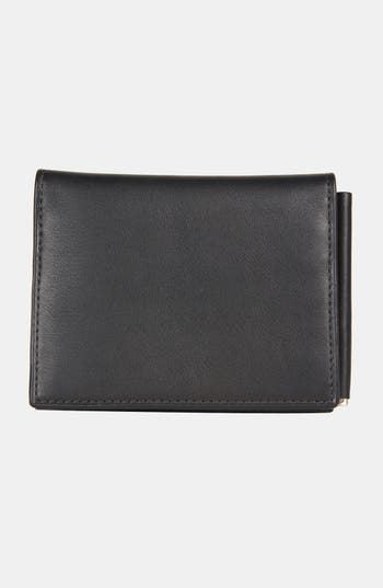 Bosca Leather Wallet - Black