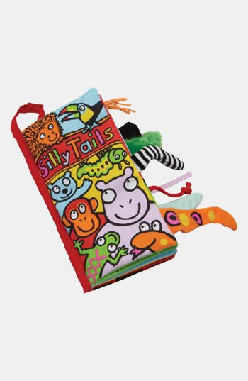 Infant Silly Tails Touch  Feel Book