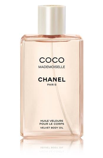 Chanel Coco Mademoiselle Velvet Body Oil Spray