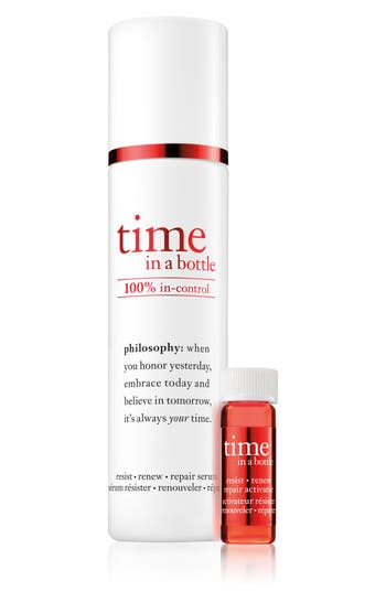 Philosophy Time In A Bottle Face Serum
