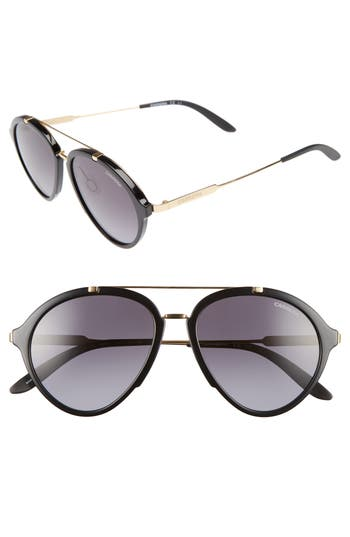 Carrera Eyewear 5m Gradient Aviator Sunglasses -