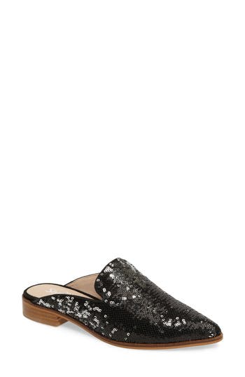 Shellys London Cantara Mule Black