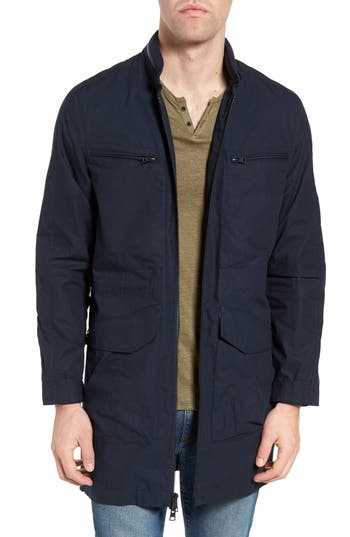 Men's W.r.k Breakaway Trench Coat