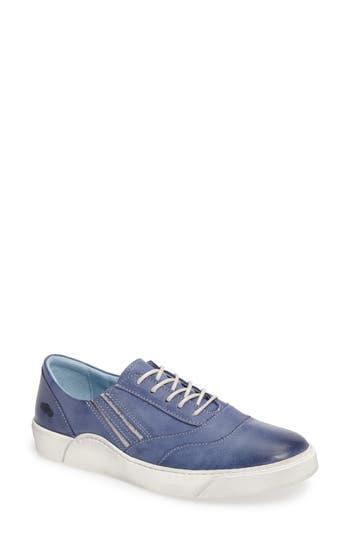 Cloud Irina Sneaker - Blue/green