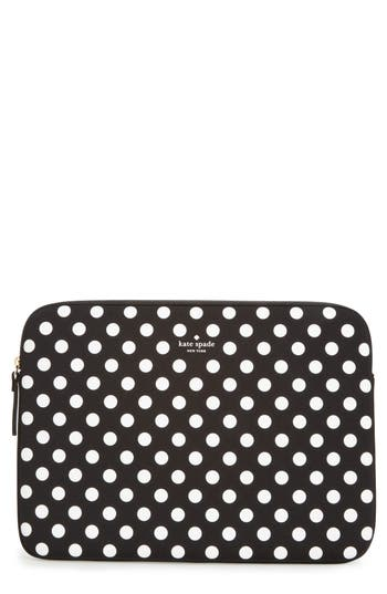 kate spade new york dot 13-inch laptop sleeve