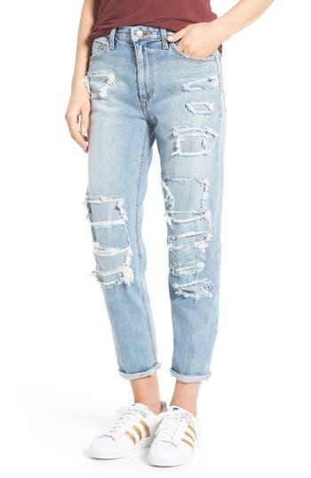 Women's Joe's Jeans Debbie Straight Leg Crop Jeans