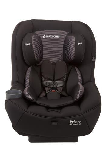 Infant MaxiCosi Pria(TM) 70 Convertible Car Seat Size One Size  Black