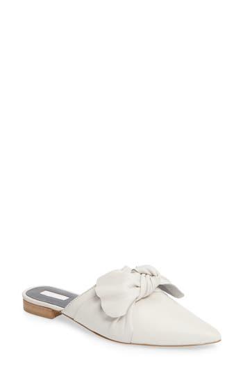 Topshop Kara Flat - White