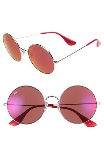 Ray-Ban The Ja-Jo 5m Round Sunglasses -
