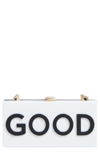 Milly Good/bad Box Clutch -