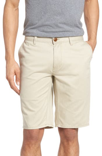 Quiksilver Everyday Chino Shorts, Beige