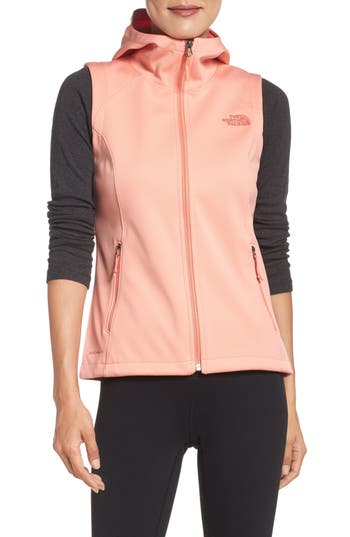 Women's The North Face Canyonwall Hardface Fleece Vest
