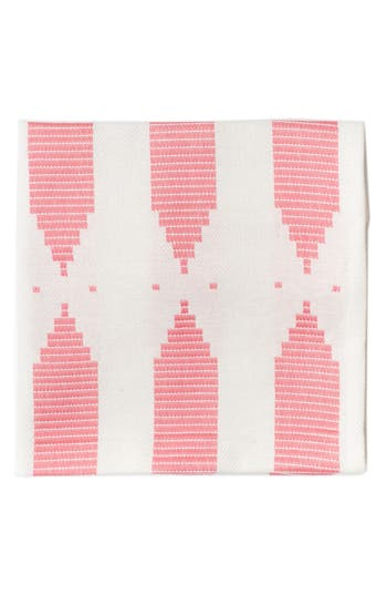 Zestt Hex Picnic Throw Blanket, Size One Size - Pink