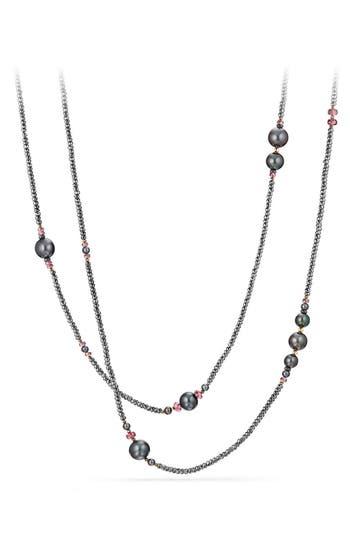 Women's David Yurman Solari - Tweejoux Pearl Necklace