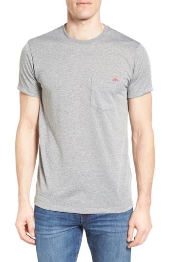 Patagonia Flying Fish Responsibili-Tee Slim Fit T-Shirt, Grey