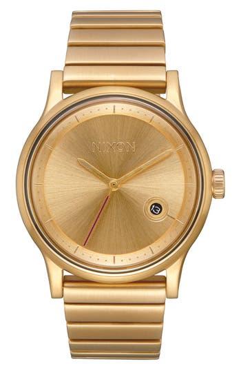 Men's Nixon Station Bracelet Watch, 41Mm