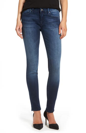 Mavi Jeans Alexa Skinny Jeans, Blue
