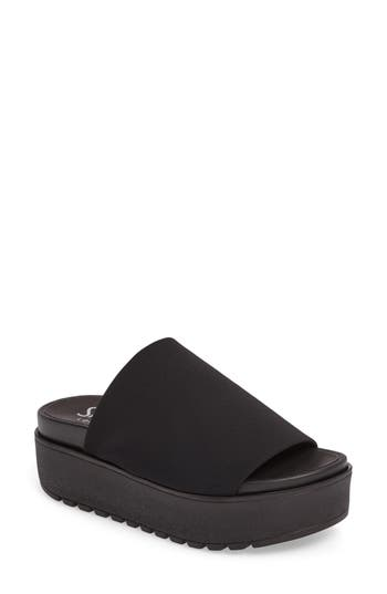 Shellys London Kora Platform Slide