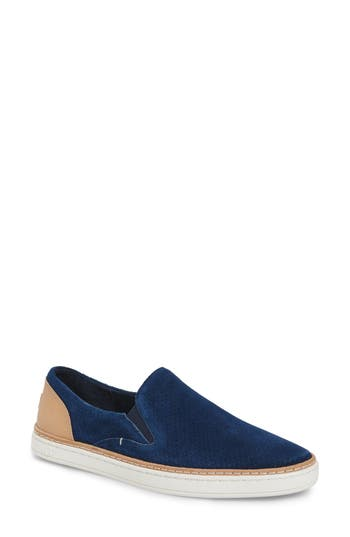 Ugg Adley Slip-On Sneaker, Blue