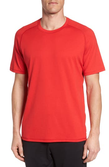 Zella Celsian Tee, Red