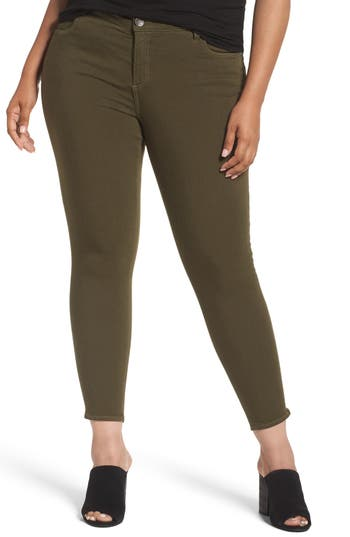 Donna Colored Stretch Skinny Jeans