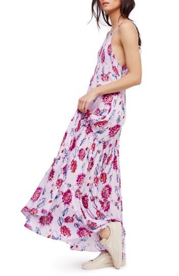 Free People Garden Party Maxi Dress, Purple