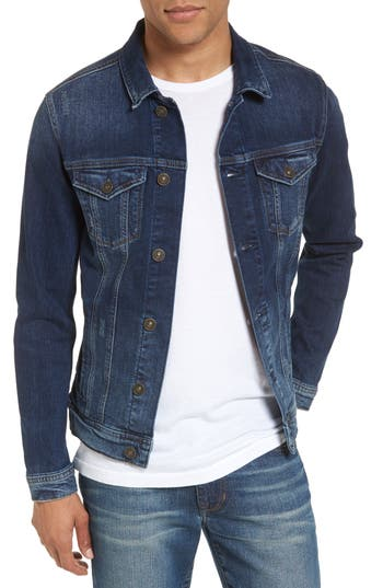 Mavi Jeans Frank Denim Jacket, Blue