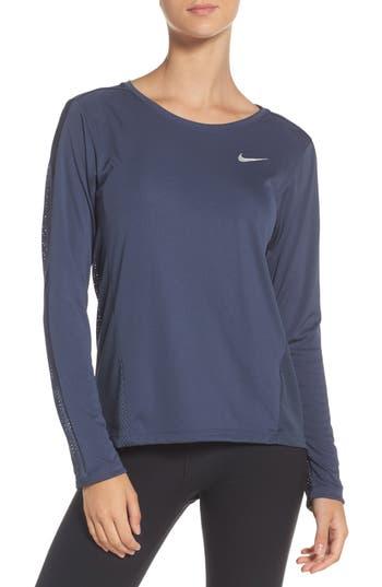 Nike Dry Core Tee, Blue