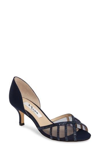 Women's Nina Corita Embellished Mesh Sandal