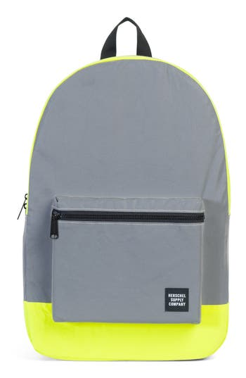 Herschell Supply Co. Packable Reflective Backpack - Grey