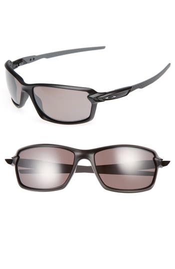 Oakley Carbon Shift Polarized O Matter Wrap Sunglasses -
