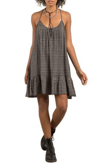 Volcom Simple Things Dress, Black