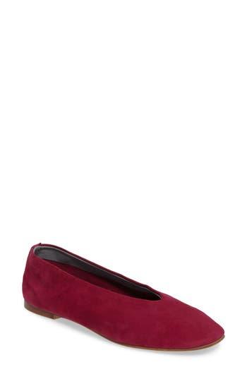 Topshop Kick Ballet Flat - Pink
