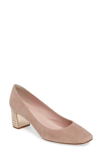 Kate Spade New York Danika Too Pump, Beige