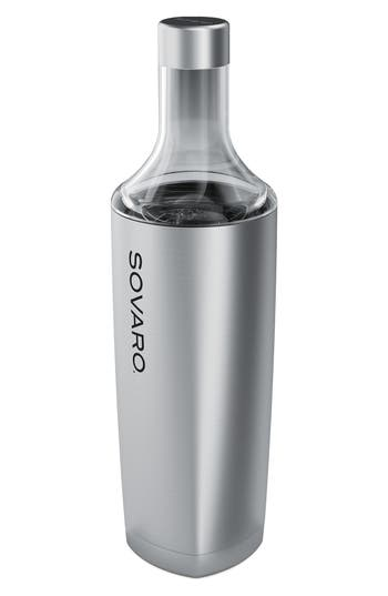 Sovaro 25-Ounce Insulated Beverage Bottle, Size One Size - Metallic