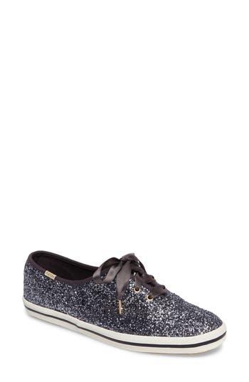 Keds For Kate Spade New York Glitter Sneaker- Metallic