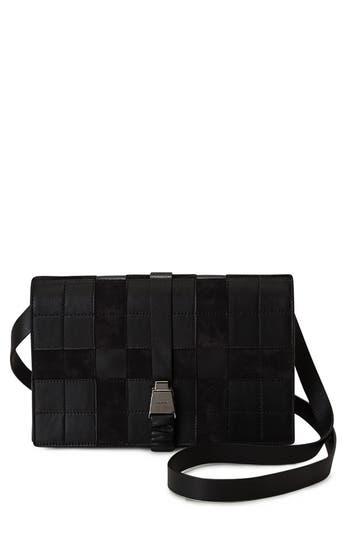 Akris Alice Leather Crossbody Bag -