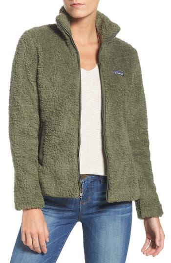 Patagonia Los Gatos Fleece Jacket, Green