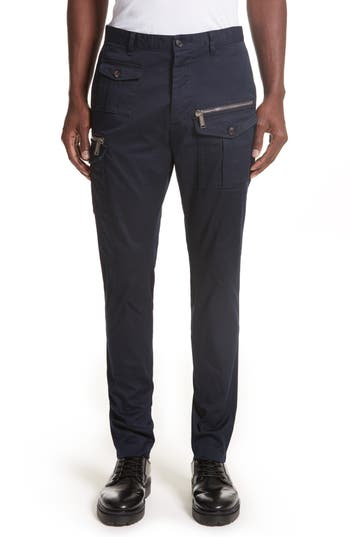 Dsquared2 Cargo Pants, Blue