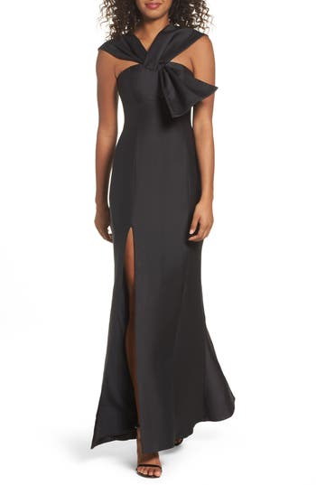C/meo Collective Need You Mermaid Gown, Black