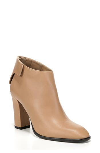 Via Spiga Aston Ankle Boot, Beige