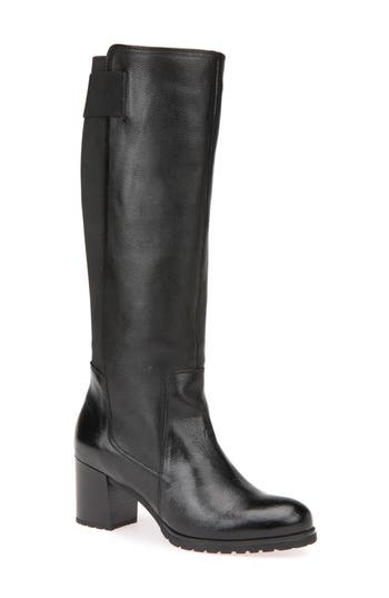 Geox Newlise Boot, Black