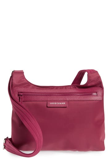 Longchamp Le Pliage Neo Nylon Crossbody Bag - Pink