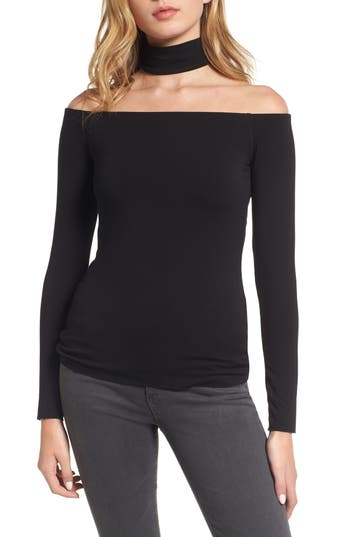 Bailey 44 Hold Court Top, Black