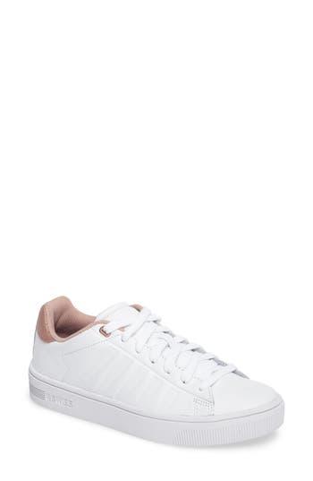 K-Swiss Frasco Court Sneaker, White