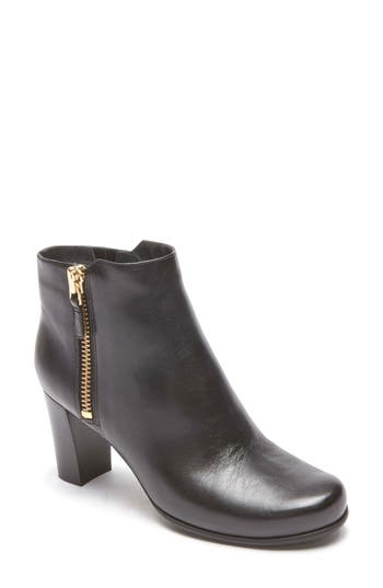 Rockport Trixie Luxe Bootie, Black