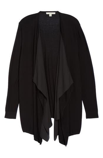 Plus Size Women's Sejour Double Layer Cardigan
